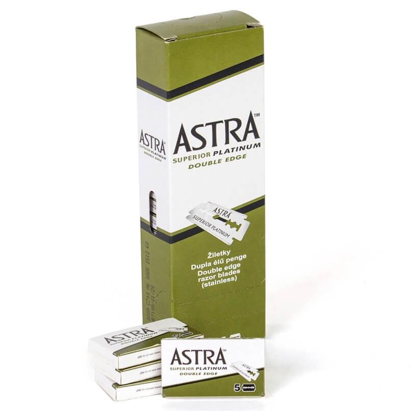 100x Astra Superior Platinum (Green)