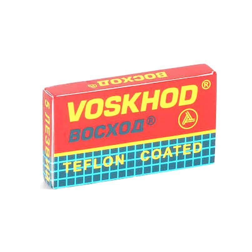5X - Voskhod Double Edge Safety Razor Blades