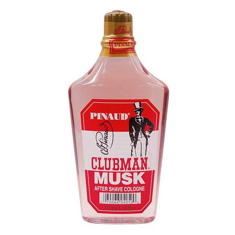 After Shave Musk Clubman Pinaud 177ml