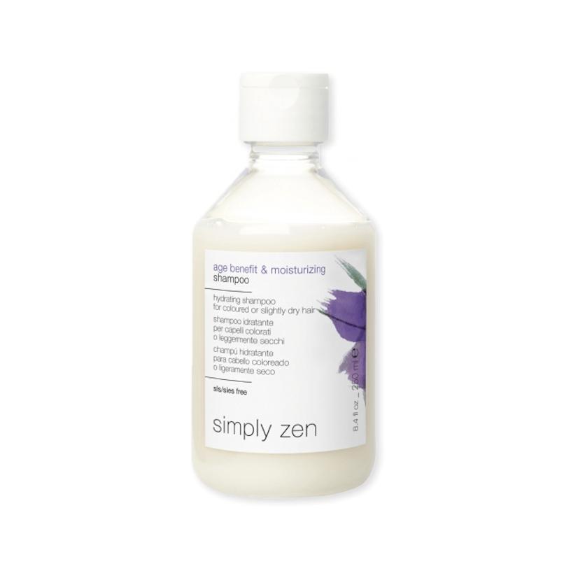 Age Benefit & Moisturizing Shampoo 250ml