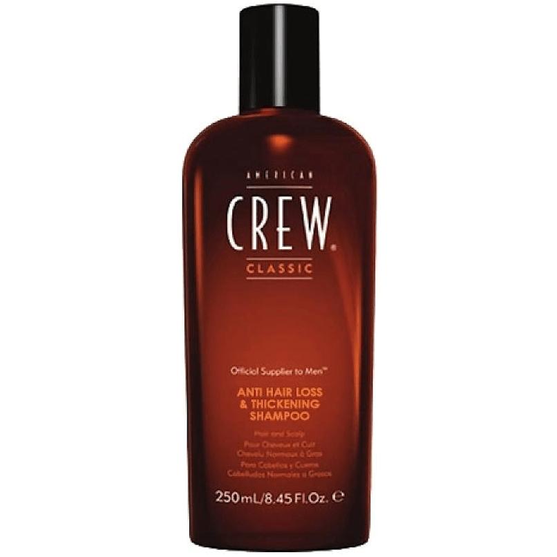 American Crew Anti-Hair Loss Thickening Shampoo 250ml
