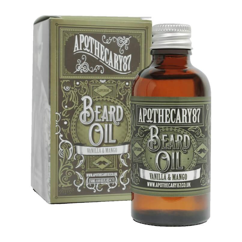 Apothecary 87 Vanilla & Mango Beard Oil 50ml