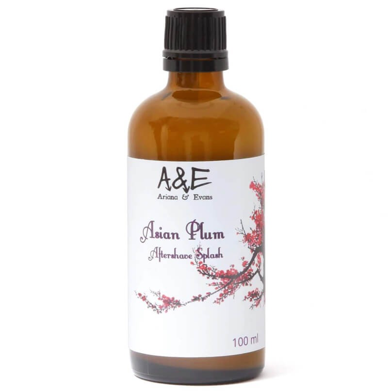 Ariana & Evans Asian Plum Aftershave 100ml