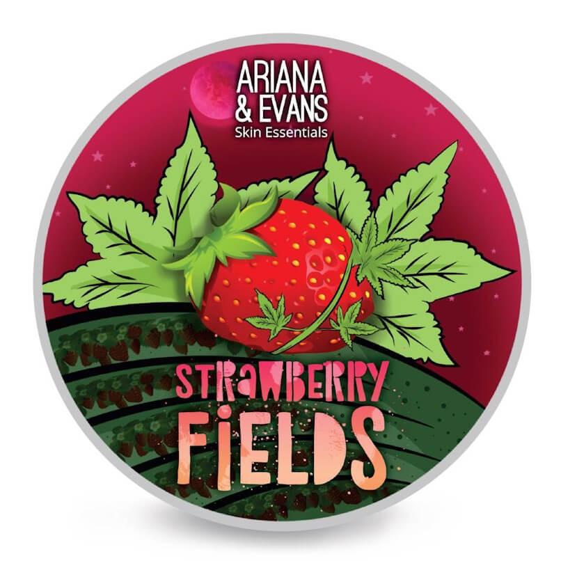 Ariana & Evans Strawberry Fields Shaving Soap 118ml