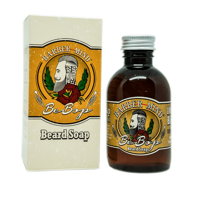 Barber Mind Bebop Beard Soap 100ml