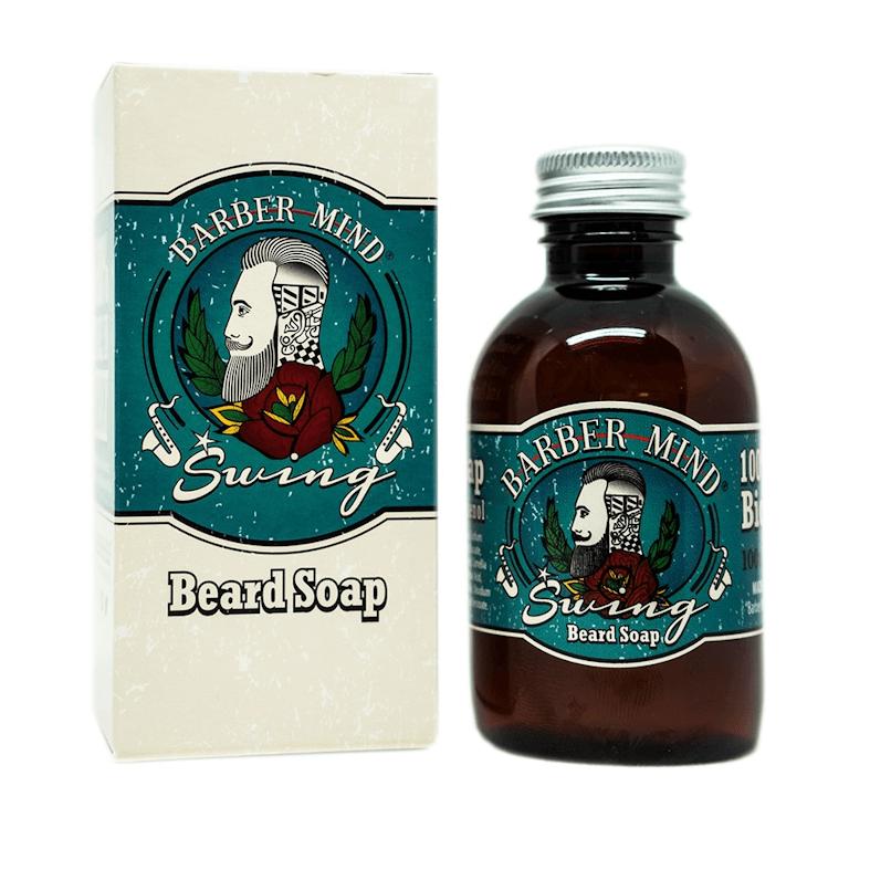 Barber Mind Swing Beard Soap 100ml