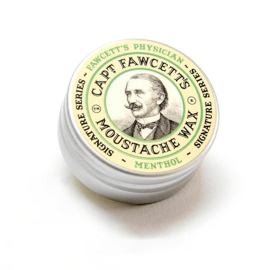 Captain Fawcett Physician Menthol Moustache Wax 15ml
