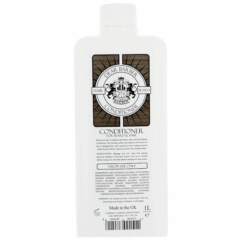 Dear Barber Condicionador 1000ml