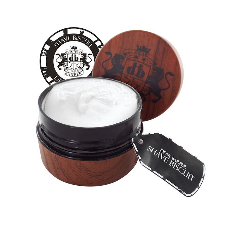 Dear Barber Shave Biscuit 100ml
