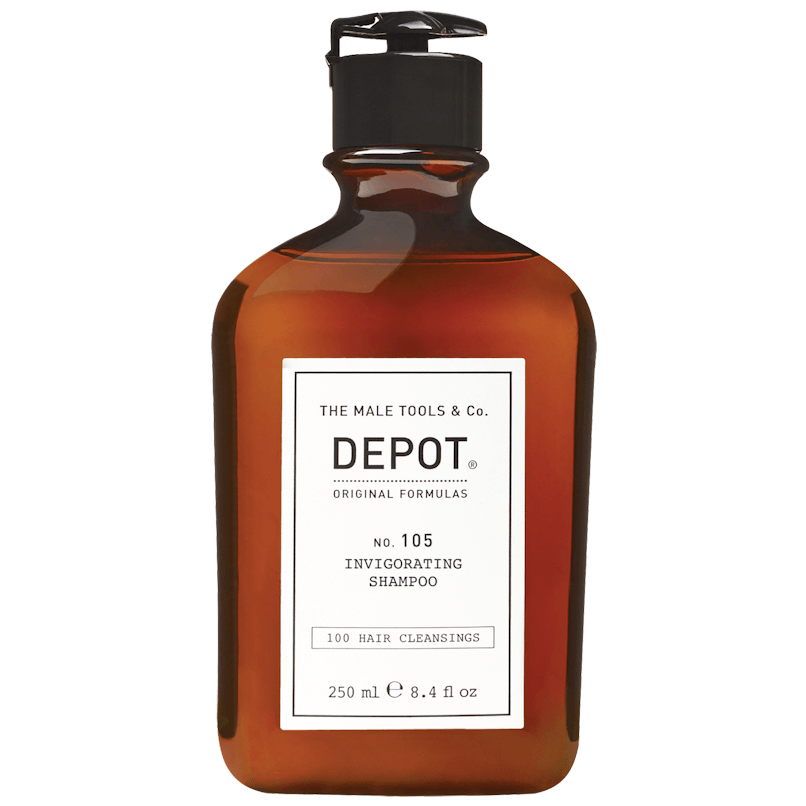DEPOT No.105 Invigorating Shampoo 250ml