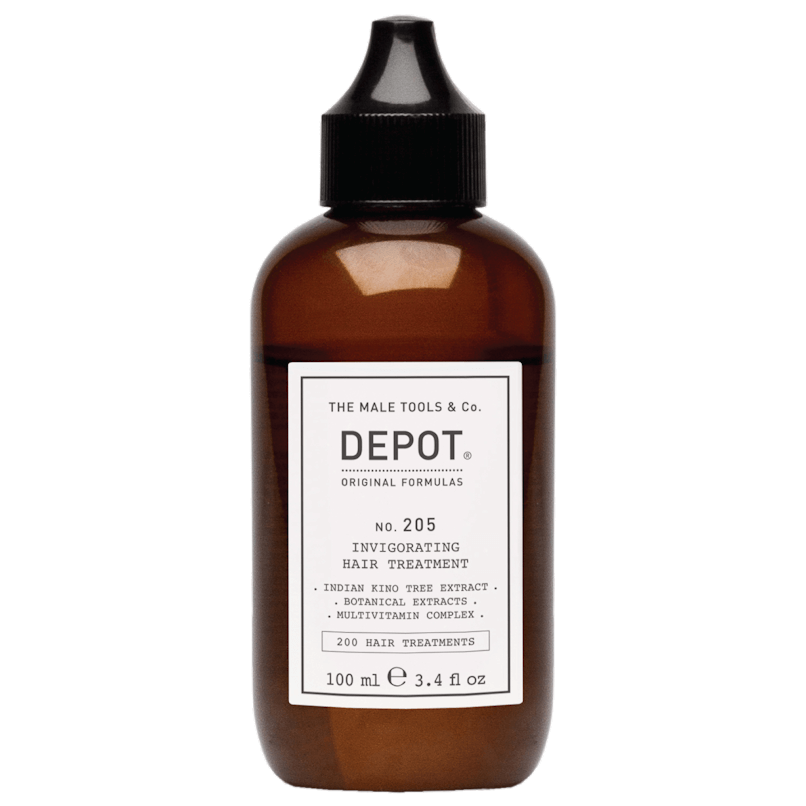 DEPOT No.205 Invigorating Hair Treatment 100ml