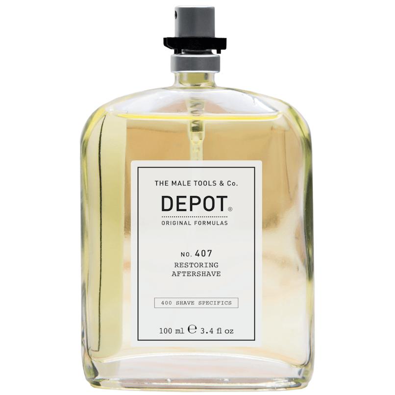 DEPOT No.407 Restoring Aftershave 100ml