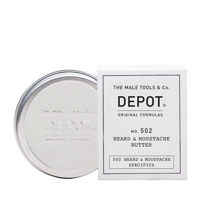 DEPOT No.502 Beard & Moustache Butter 30ml