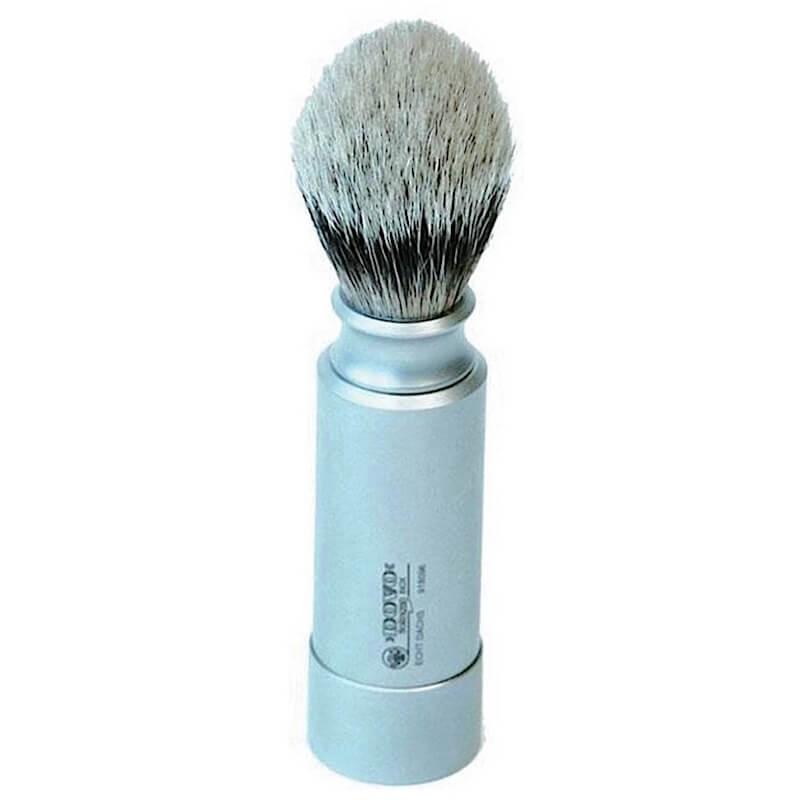 Dovo Silvertip Badger Travel Shaving Brush (918 096)