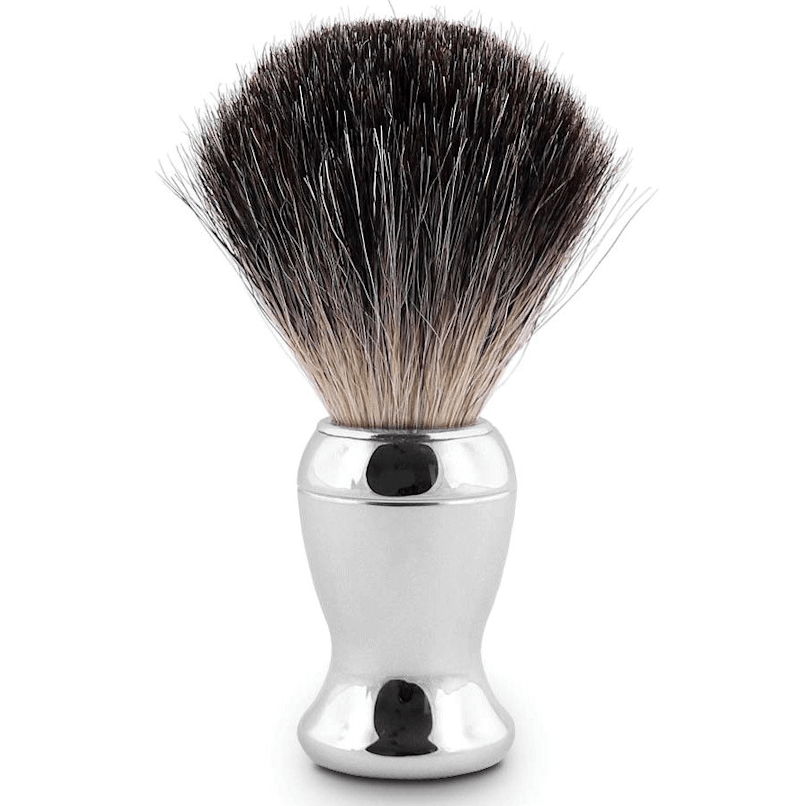 Edwin Jagger Chrome Pure Badger 81SB719CR