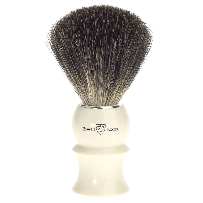 Edwin Jagger Ivory Pure Badger 81P17