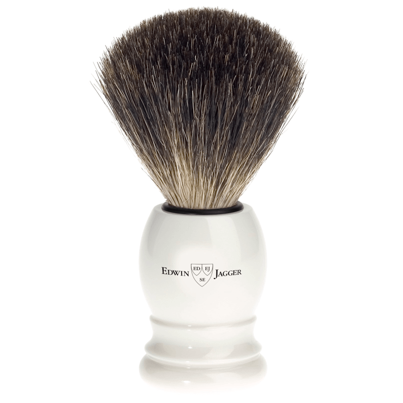 Edwin Jagger Ivory Pure Badger 81P27