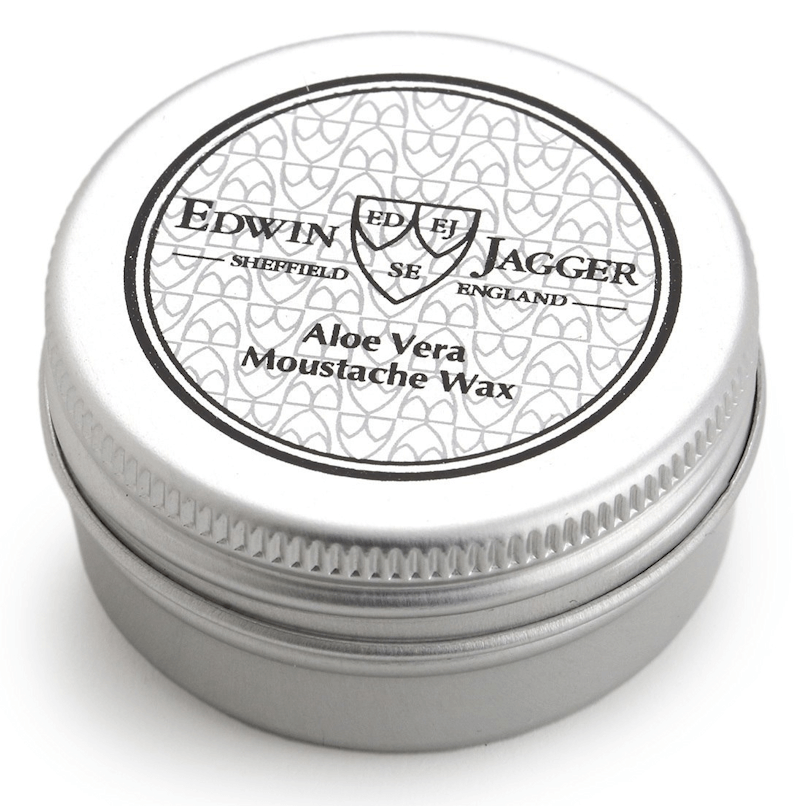Edwin Jagger Moustache Wax Aloe Vera 15ml