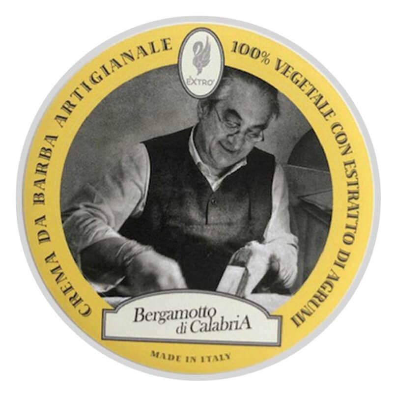Extrò Shaving Cream Bergamotto 150ml
