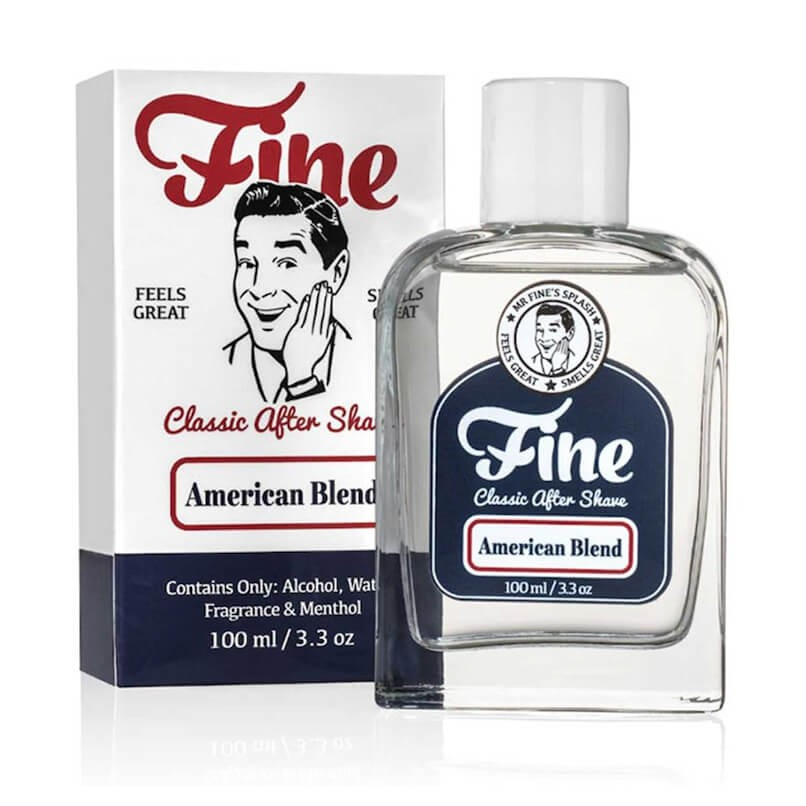 Fine American Blend Aftershave 100ml
