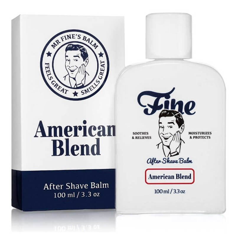 Fine American Blend Aftershave Balm 100ml