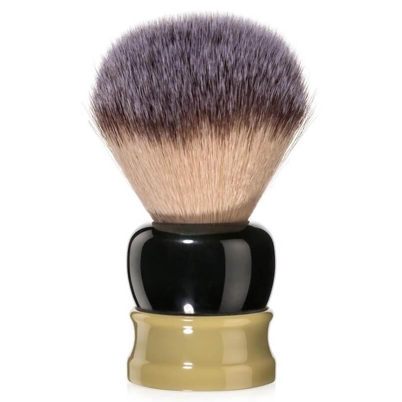 Fine Angel Hair Brush 'Stout' 24mm Green/Gold