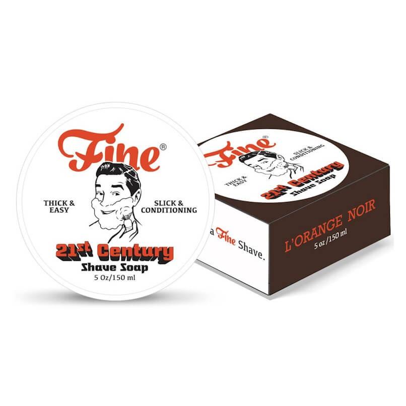 Fine Shaving Soap L'Orange Noir 150ml