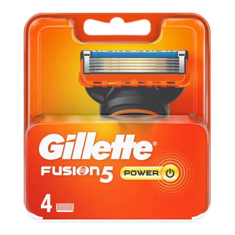 Gillette Fusion5 Power 4 Recargas