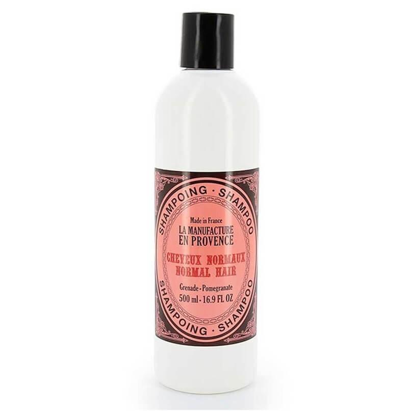 La Manufacture en Provence Shampoo 500Ml Pomegranate