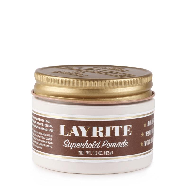 [VIAGEM] Layrite Superhold Pomade 42g
