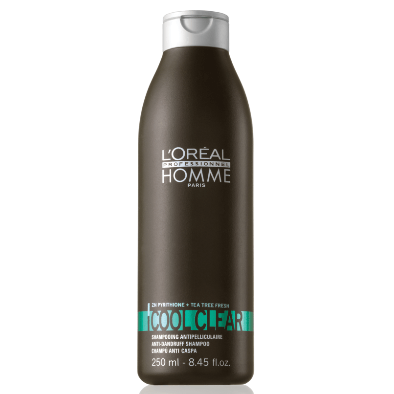 Loreal Homme Shampoo Cool Clear Anti-Caspa 250ml