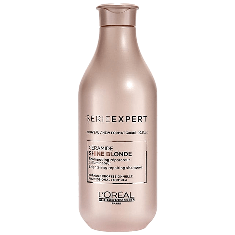 Loreal Shampoo Shine Blonde 300ml
