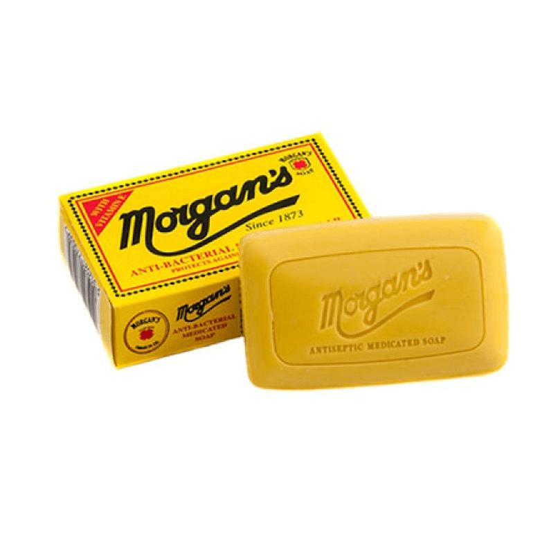 Morgans Antibacterial Medicated Soap 80g