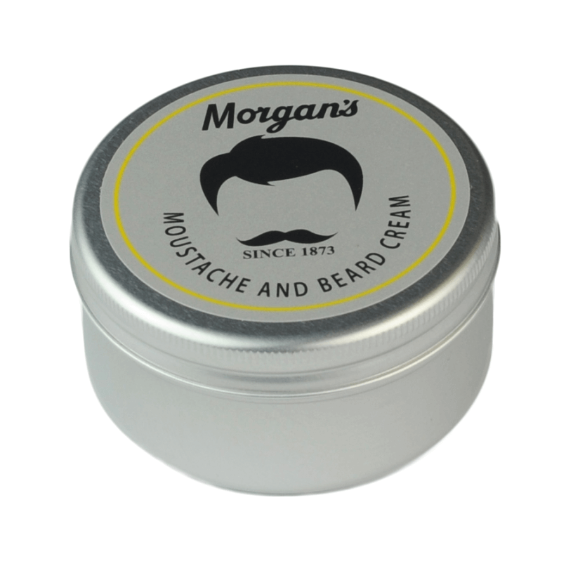 Morgans Moustache and Beard Cream 75ml