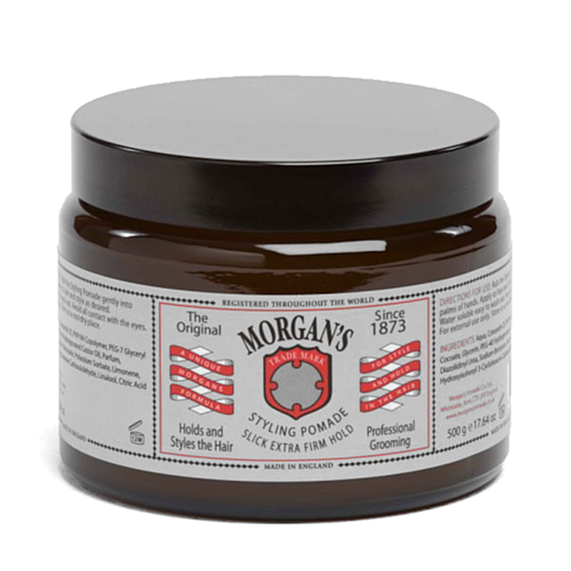 Morgans Styling Pomade Slick Firm Hold 500g