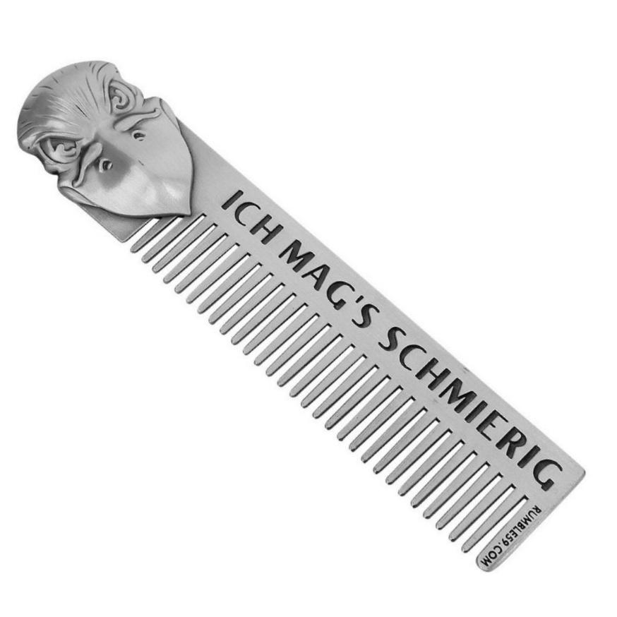 Pente Rumble59 3D-Comb Ich Mag's Schmierig