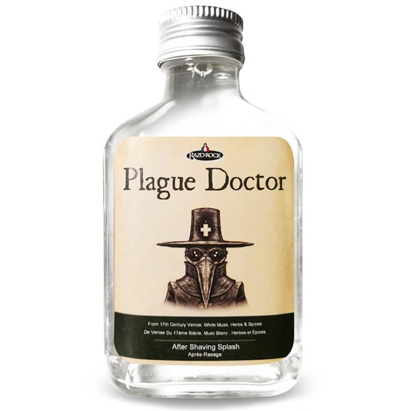 RazoRock Plague Doctor Aftershave 100ml