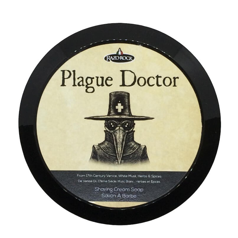 RazoRock Plague Doctor Shaving Soap 150ml