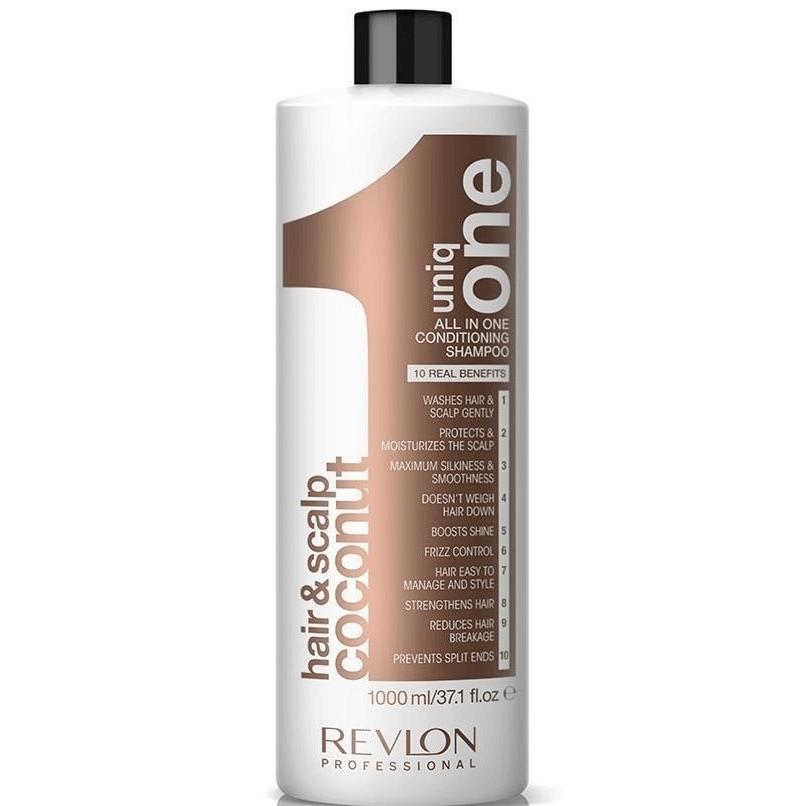 Revlon Uniq One Shampoo Condicionador Coco 1000ml