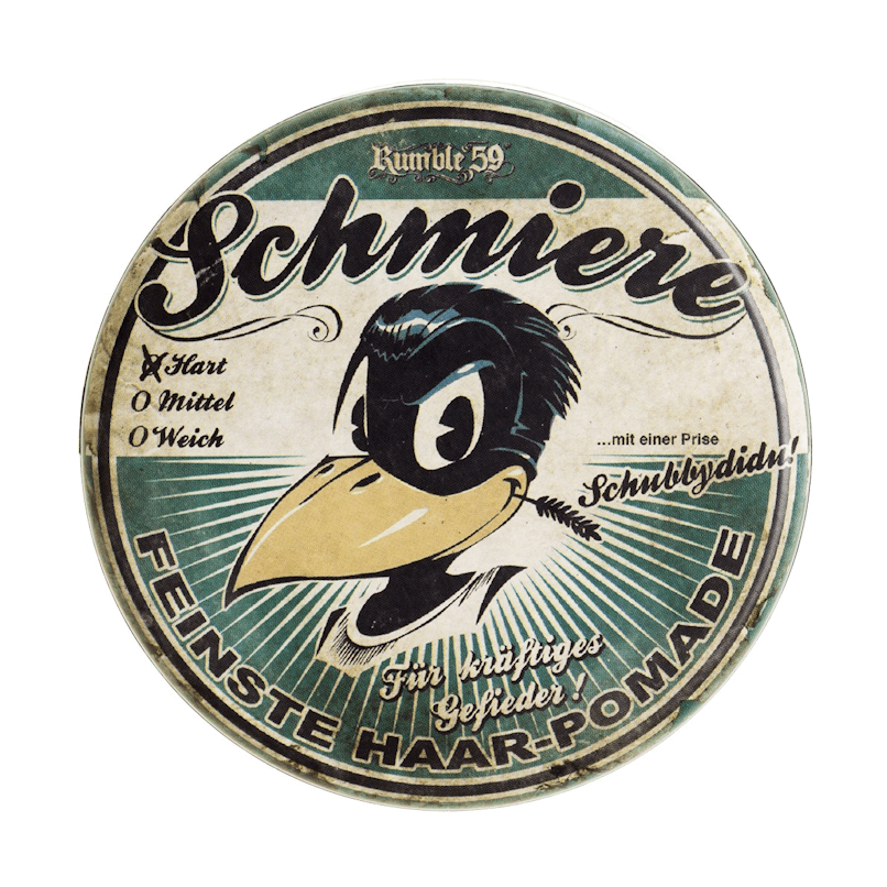 Schmiere Pomade Fixação Forte 140ml - RUM512