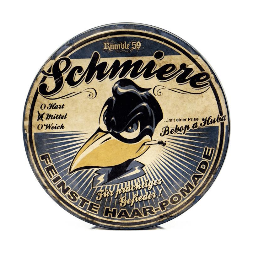 Schmiere Pomade Fixação Média 140ml - RUM511