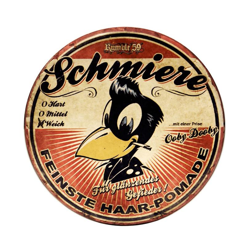 Schmiere Pomade Fixação Suave 140ml - RUM510