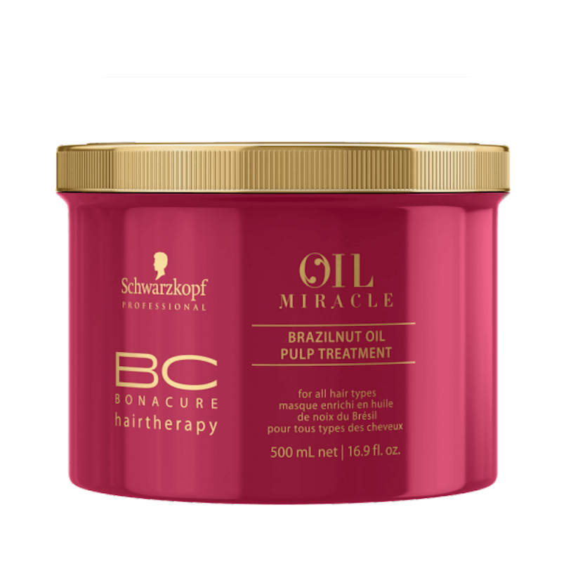Schwarzkopf BC Oil Miracle Brazilnut Máscara 500ml