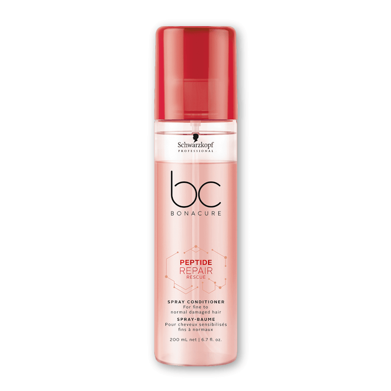 Schwarzkopf BC Peptide Repair Rescue Spray Condicionador 200ml