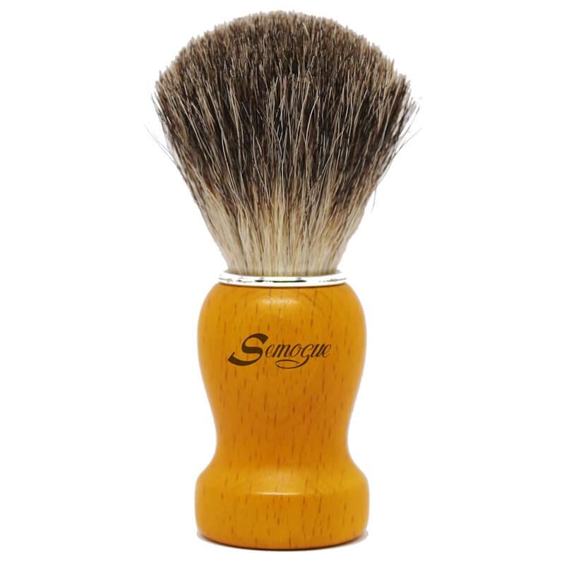 Semogue Texugo Pure Grey Amarelo (Pha C3TPG Y)