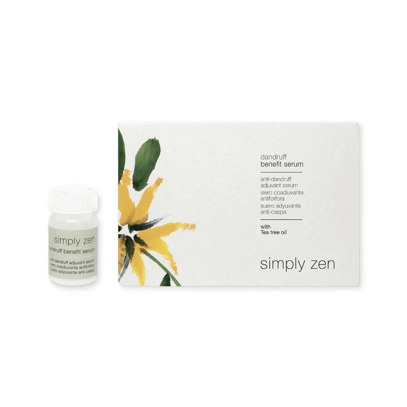 Simply Zen Dandruff Serum 12X5ml