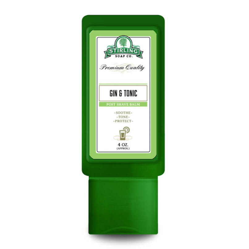 Stirling Aftershave balm Gin & Tonic on the Rocks 118ml