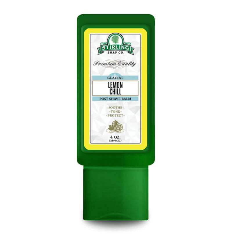 Stirling Aftershave balm Glacial - Lemon Chill 118ml