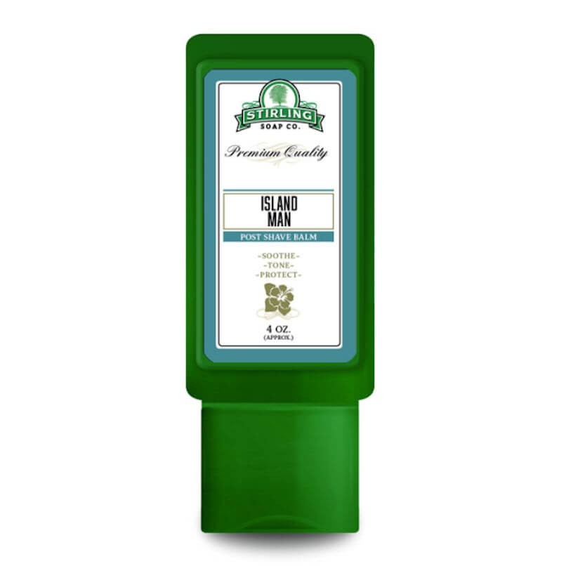Stirling Aftershave balm Island Man 118ml
