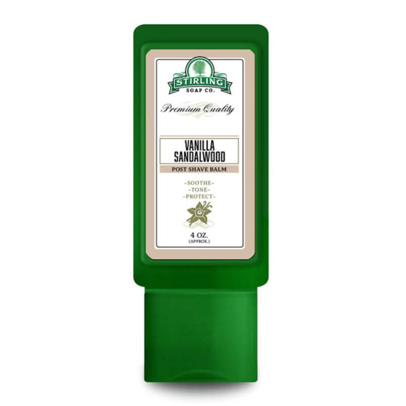 Stirling Aftershave balm Vanilla Sandalwood 118ml